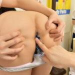 アダルトVRで悪徳医師に!清純な少女の身体にえっちな身体検査!