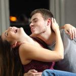 彼とキスをするだけでOK!ディープキスがもたらす健康効果