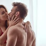 このキスでエッチもバッチリ!男性を欲情させるキスの仕方